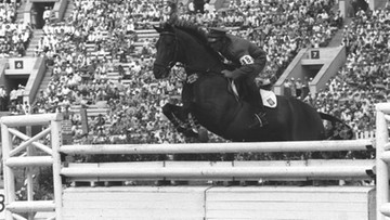 Nie żyje Jan Kowalczyk. Jedyny polski mistrz olimpijski w jeździectwie