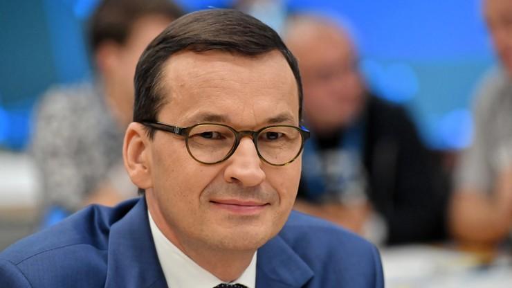 CIR: Morawiecki - jako premier odbył dotąd ponad 200 lotów; uczestniczył w ponad 330 wydarzeniach