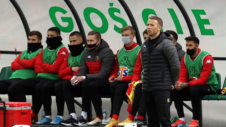 Trener Jagiellonii Białystok: Niezadowolenie jest nie tylko wśród kibiców