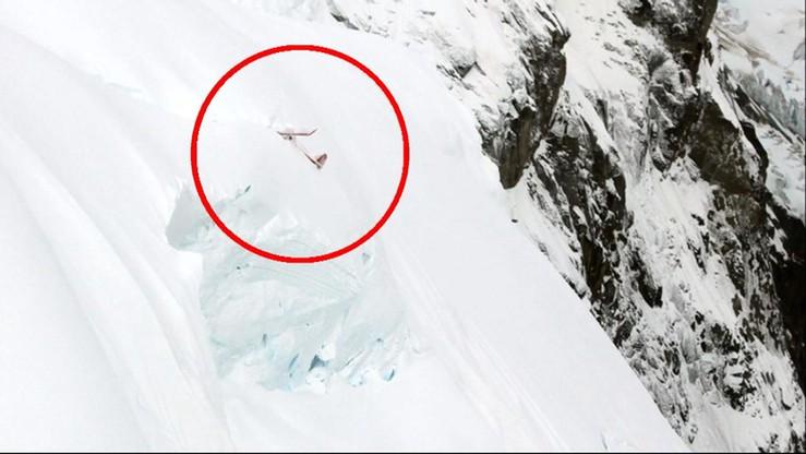 Ciała Polaków pozostaną we wraku samolotu, który rozbił się na Alasce