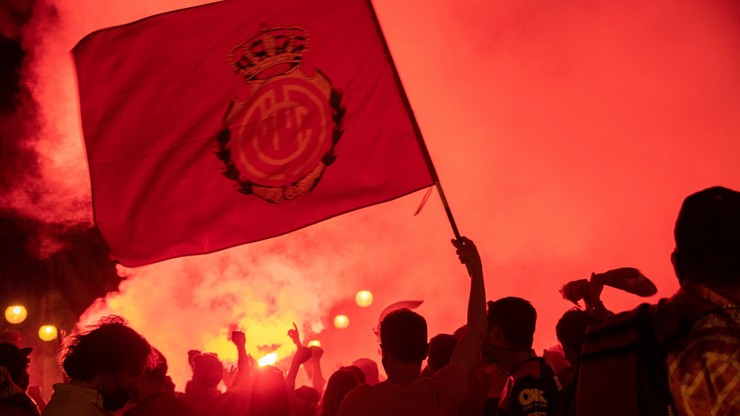 RCD Mallorca wraca do La Liga