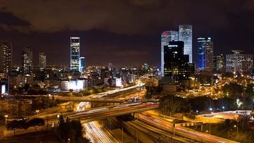 Alarm rakietowy w Tel Awiwie. W kierunku miasta wystrzelono dwa pociski