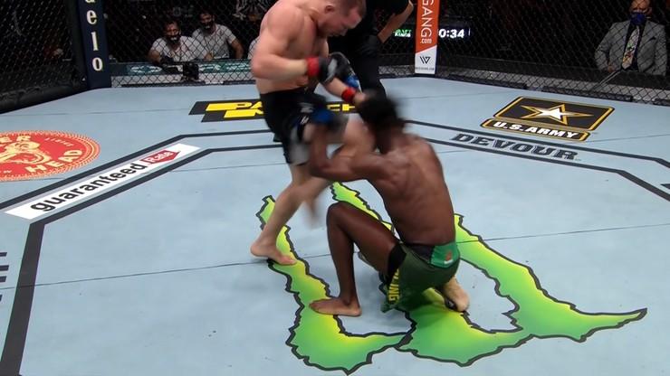 UFC 259: Petr Yan zdyskwalifikowany! Aljamain Sterling nowym mistrzem