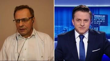 Dr Włodzimierz Bodnar: minister zdrowia eksperymentuje na ludziach