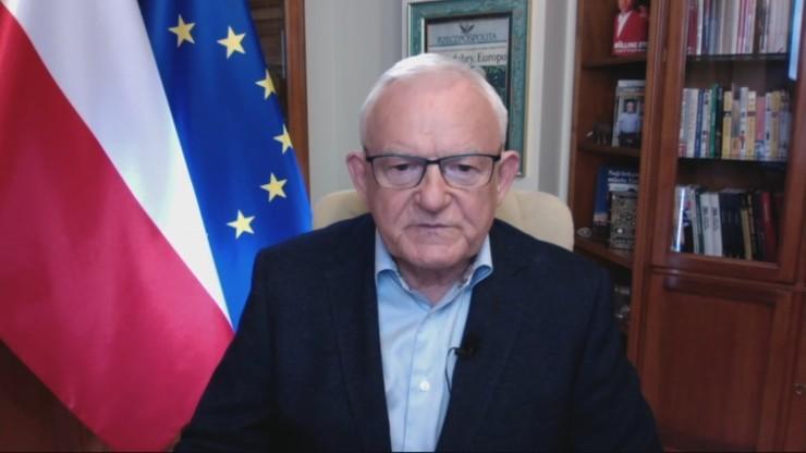 Leszek Miller: to nie tak, że UE nie chce dać Polsce pieniędzy. To rząd nie chce ich wziąć