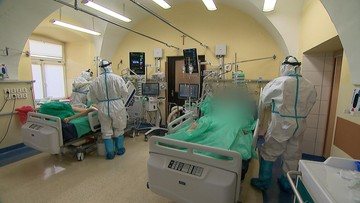 Koronawirus: więcej nowych przypadków i zmarłych. Zajętych 60 proc. respiratorów