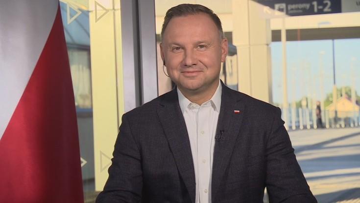 """""""Werdykt rodaków przyjmę z pokorą"""". Andrzej Duda w """"Gościu Wydarzeń"""""""