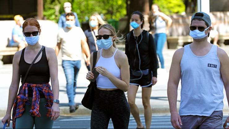 Koronawirus w USA. Ponad 90 tys. ofiar