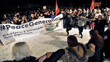 """""""Nadszedł czas na zjednoczenie wyspy"""". Juncker o Cyprze"""