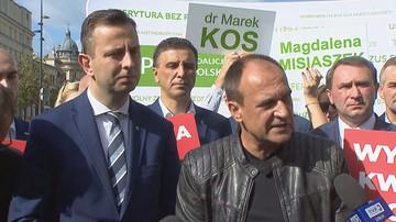 Kosiniak-Kamysz i Kukiz: chcemy większego udziału obywateli w życiu publicznym