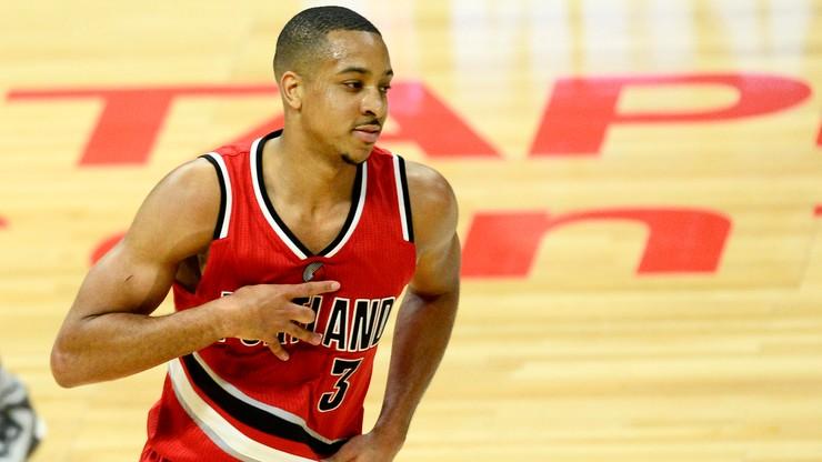 NBA: C.J. McCollum poprowadził Blazers do zwycięstwa nad Raptors