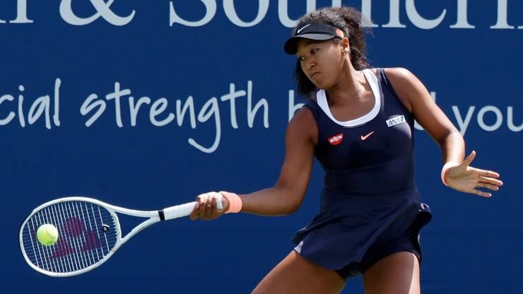 ATP i WTA w Nowym Jorku: Osaka wycofała się, czwartkowe mecze przełożone
