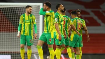 Premier League: West Bromwich Albion spadło do Championship