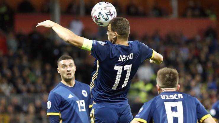 Liga Narodów: Miralem Pjanic i Edin Dżeko w kadrze Bośni na mecze z Polską i Włochami