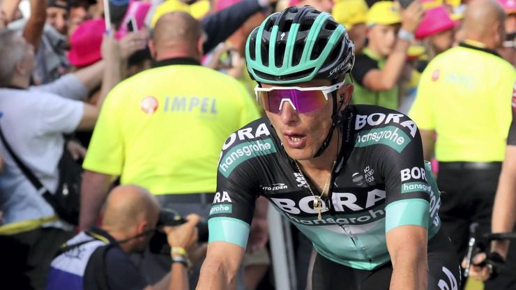 Vuelta a Espana: Majka trzeci podczas 20. etapu!