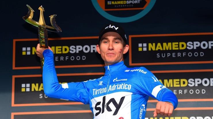 Ranking UCI: Kwiatkowski czwarty, Impey nadal liderem