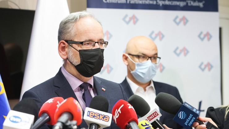 Nowy wiceminister zdrowia. Piotr Bromber ma odpowiadać za dialog z medykami