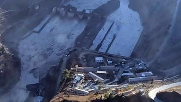 Oderwał się lodowiec, pękła tama. Zaginęło co najmniej 200 osób