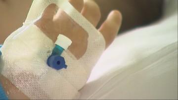 3-miesięczny Kajetan - katowany od urodzenia, a ojciec twierdził, że syn cierpi na łamliwość kości