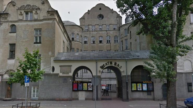 Znany aktor od miesięcy blokował renowację teatru w Warszawie. W końcu opuścił lokal