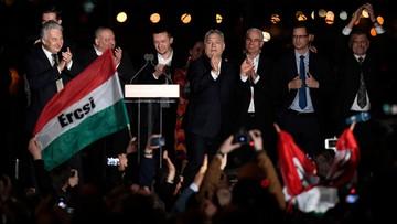 Partia Orbána wygrywa na Węgrzech. 2/3 mandatów dla koalicji Fideszu i KDNP