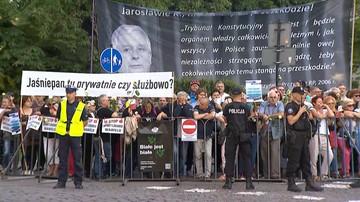 Prezes PiS będzie zeznawał jako świadek ws. wydarzeń podczas jego wizyty na Wawelu