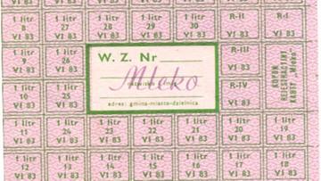 """""""Życie na kartki - kartki na życie…"""" - krakowska wystawa o reglamentacji towarów"""