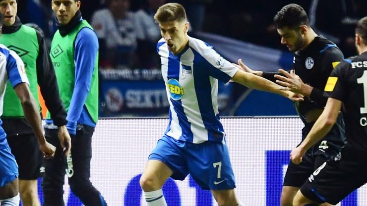 Bundesliga: Piątek bez gola w debiucie. Remis Herthy