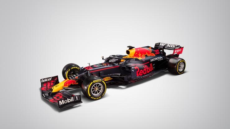 Formuła 1: Red Bull zaprezentował nowy bolid (WIDEO)