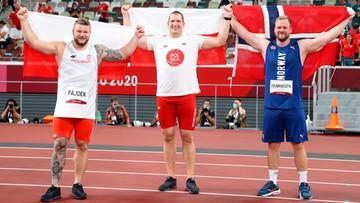 Tokio 2020: Nowicki i Fajdek z medalami!