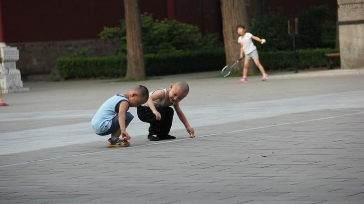 Chińskie media: rząd wprowadzi zachęty do posiadania dzieci