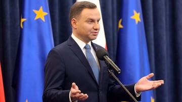 """Prezydent podpisał nowelizację ustawy o TK. """"Wzmacnia powagę Trybunału"""""""