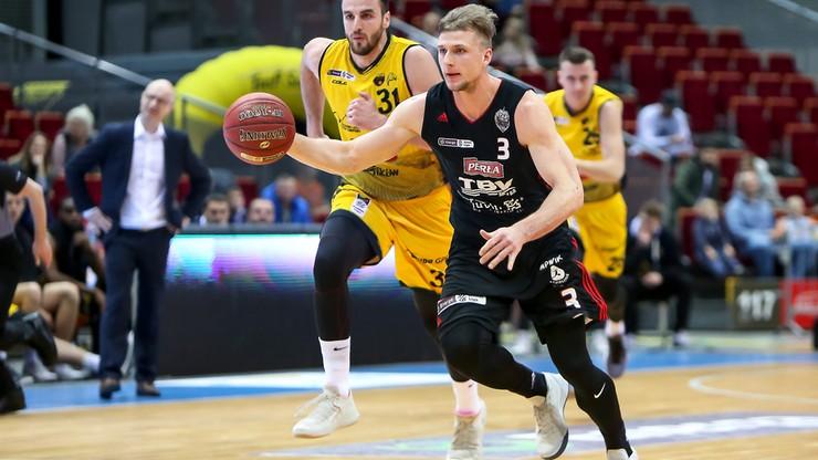 EBL: MKS Dąbrowa Górnicza - Start Lublin. Transmisja w Polsacie Sport Extra