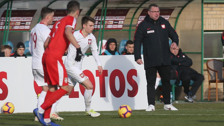 Michniewicz: Kto nie gra w klubie, na turniej nie pojedzie