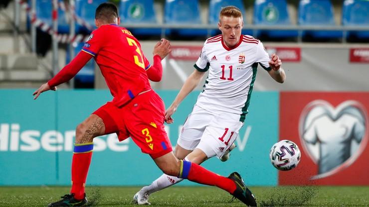 El. MŚ 2022: Pewna wygrana Węgrów, ale Andora strzeliła im gola