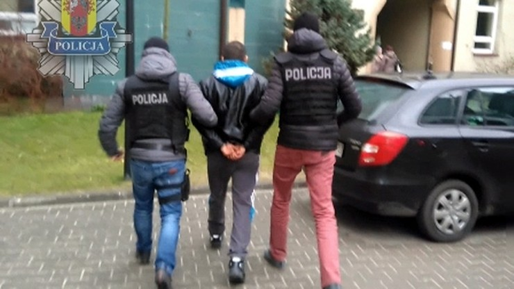 Łódź: zatrzymano Bułgara podejrzanego o handel ludźmi. Po 8 latach poszukiwań