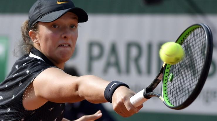 French Open: Świątek odpadła w czwartej rundzie