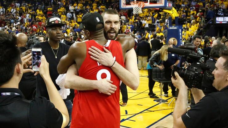 Mistrzowie NBA cudem uniknęli zarażenia koronawirusem