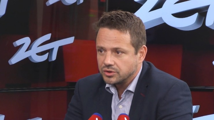 Trzaskowski: pieniądze z UE będą mrożone; zostaną odmrożone, gdy Platforma wygra wybory
