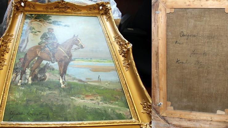 Aplikacja w telefonie sprawdzi, czy dzieło sztuki nie zostało zrabowane w Polsce podczas wojny