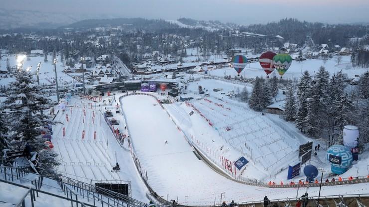 PŚ w skokach: 55 zawodników w Zakopanem