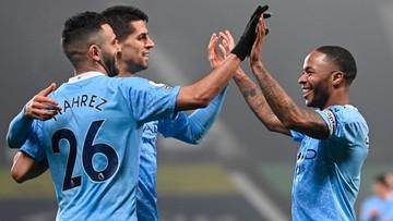 Manchester City odzyskał prowadzenie w Premier League. Drużyna Grosickiego rozbita