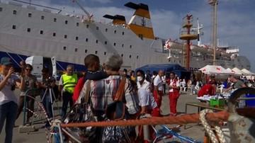Hiszpania: 12 migrantów zginęło podczas przeprawy przez Morze Alborańskie