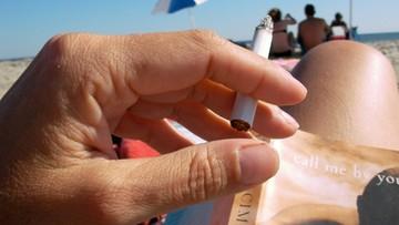 Coraz więcej dzieci pali tytoń