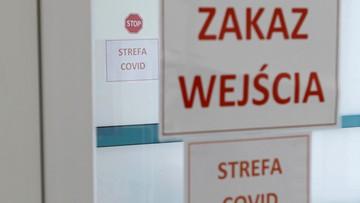 Zmarł piętnastoletni pacjent chory na COVID-19