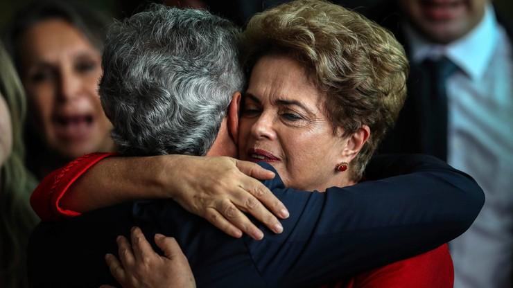 Brazylia odwołała z Wenezueli swego ambasadora