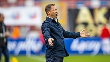 Banasik po porażce w Fortuna Pucharze Polski: Wygrał zespół lepszy