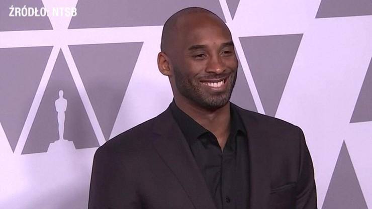 """Rok temu zginął Kobe Bryant. """"Choć nie ma go z nami, czujemy jego obecność"""""""