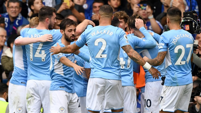 Premier League: Liverpool FC - Manchester City. Relacja na żywo