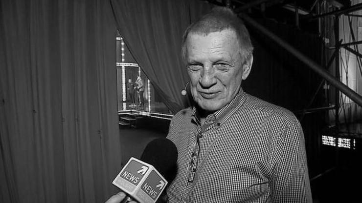 Bronisław Cieślak nie żyje. Miał 77 lat